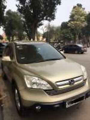 Bán xe ô tô Honda CR V 2.4 AT 4WD 2008 giá 558 Triệu