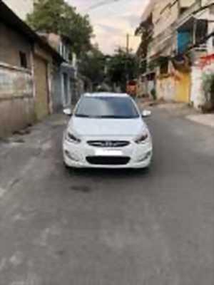 Bán xe ô tô Hyundai Accent 1.4 AT 2014