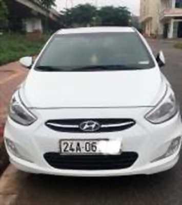 Bán xe ô tô Hyundai Accent 1.4 AT 2015 giá 499 Triệu