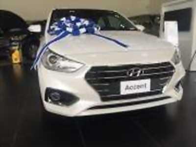 Bán xe ô tô Hyundai Accent 1.4 AT 2018 giá 499tr màu trắng