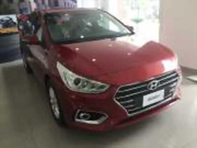Bán xe ô tô Hyundai Accent 1.4 AT 2018 giá 509 Tr màu đỏ