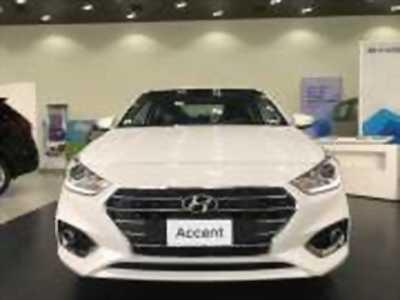 Bán xe ô tô Hyundai Accent 1.4 AT 2018 giá 509 Tr màu trắng