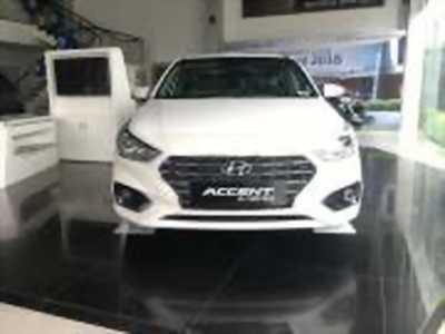 Bán xe ô tô Hyundai Accent 1.4 ATH 2018 giá 540 Triệu trắng
