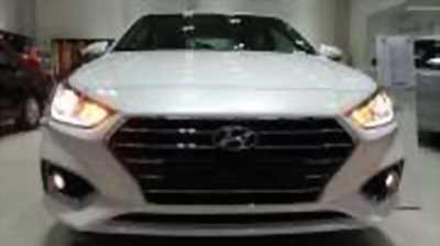 Bán xe ô tô Hyundai Accent 1.4 ATH 2018 giá 540tr màu trắng