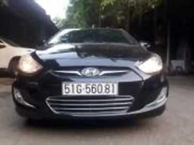 Bán xe ô tô Hyundai Accent 1.4 MT 2013 giá 420 Triệu