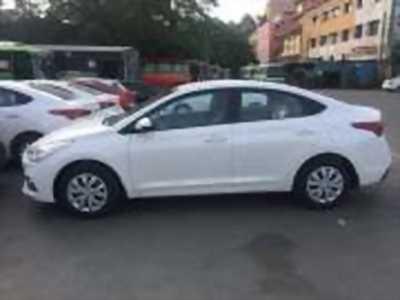 Bán xe ô tô Hyundai Accent 1.4 MT Base 2018 giá 424 Triệu