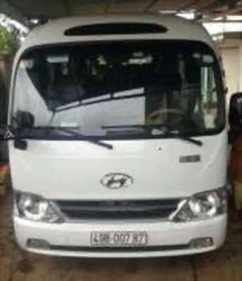 Bán xe ô tô Hyundai County 2015 giá 845 Triệu