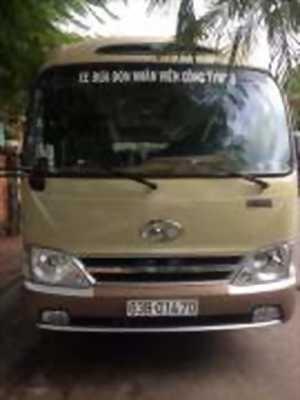Bán xe ô tô Hyundai County 3.9L 2008 giá 400 Triệu