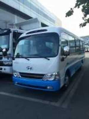 Bán xe ô tô Hyundai County E 2017 giá 1 Tỷ 290 Triệu