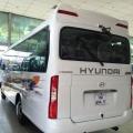 Bán xe ô tô Hyundai County Limousine 2017