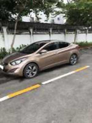 Bán xe ô tô Hyundai Elantra 1.6 AT 2014 giá 578 Triệu
