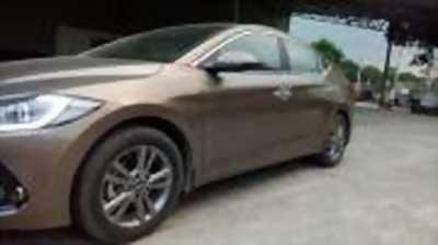 Bán xe ô tô Hyundai Elantra 1.6 AT 2017 giá 618 Triệu