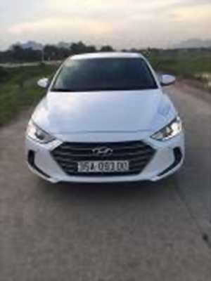 Bán xe ô tô Hyundai Elantra 2.0 AT 2017 tại Ninh Bình