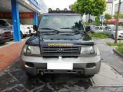 Bán xe ô tô Hyundai Galloper 2.5 AT 2001 tại Hà Tĩnh