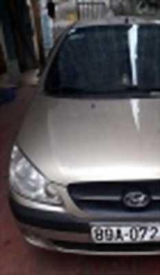 Bán xe ô tô Hyundai Getz 1.1 MT 2009 giá 218 Triệu