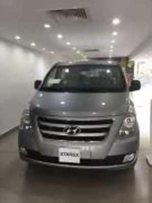 Bán xe ô tô Hyundai Grand Starex 2.5 MT 2017 giá 990 Triệu