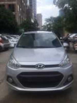Bán xe ô tô Hyundai i10 Grand 1.0 MT 2015 giá 320 Triệu quận long biên