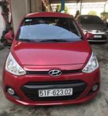 Bán xe ô tô Hyundai i10 Grand 1.0 MT 2016 giá 315 Triệu