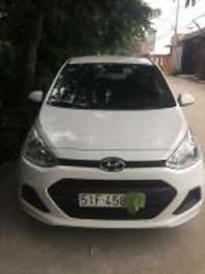 Bán xe ô tô Hyundai i10 Grand 1.0 MT Base 2016 giá 330 Triệu