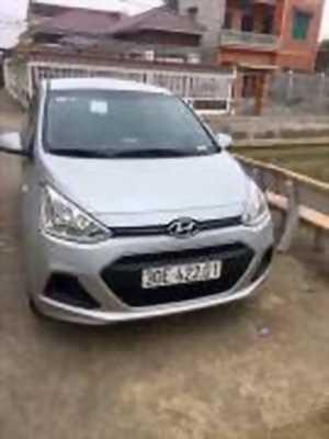 Bán xe ô tô Hyundai i10 Grand 1.0 MT Base 2017 giá 348 Triệu