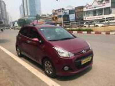 Bán xe ô tô Hyundai i10 Grand 1.2 AT 2014 giá 365 Triệu
