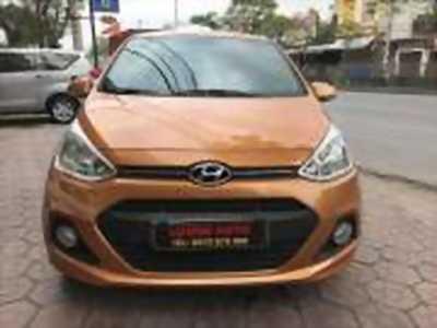 Bán xe ô tô Hyundai i10 Grand 1.2 AT 2014 giá 368 Triệu