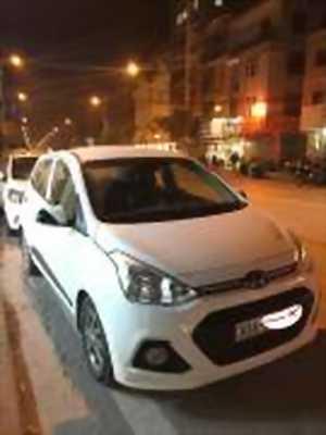 Bán xe ô tô Hyundai i10 Grand 1.2 AT 2015 giá 365 Triệu