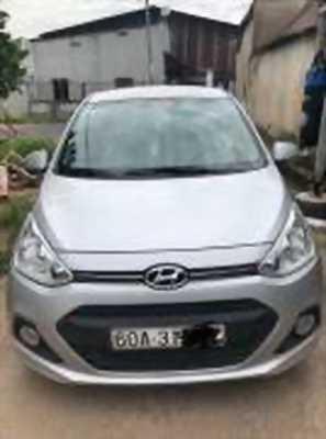 Bán xe ô tô Hyundai i10 Grand 1.2 AT 2016 giá 393 Triệu