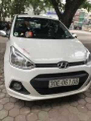 Bán xe ô tô Hyundai i10 Grand 1.2 AT 2016 giá 405 Triệu bắc từ liêm