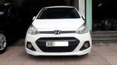 Bán xe ô tô Hyundai i10 Grand 1.2 AT 2016 giá 410 Triệu