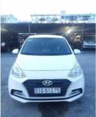 Bán xe ô tô Hyundai i10 Grand 1.2 AT 2017 giá 378 Triệu