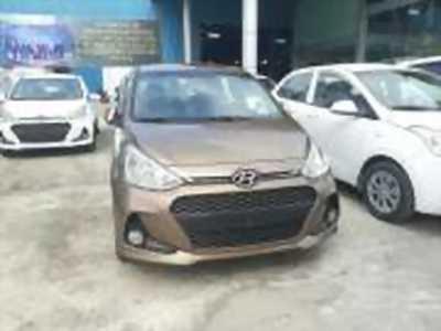 Bán xe ô tô Hyundai i10 Grand 1.2 AT 2017 giá 395 Triệu