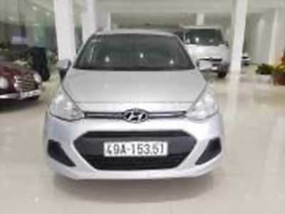 Bán xe ô tô Hyundai i10 Grand 1.2 MT 2016 giá 340 Triệu tại quận 3