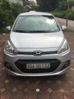 Bán xe ô tô Hyundai i10 Grand 1.2 MT Base 2015 giá 350 Triệu quận tây hồ