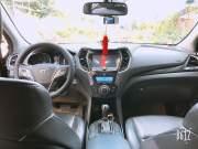 Bán xe ô tô Hyundai Santa Fe 2.2L 2012 giá 850 Triệu