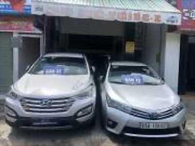 Bán xe ô tô Hyundai Santa Fe 2.2L 2013 giá 900 Triệu