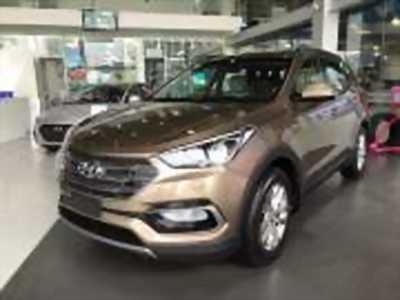 Bán xe ô tô Hyundai Santa Fe 2.2L 2018 giá 970 Triệu