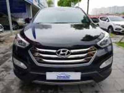 Bán xe ô tô Hyundai Santa Fe tại huyện ba vì