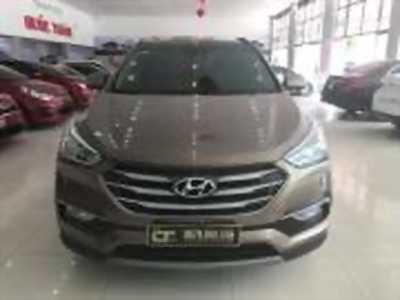 Bán xe ô tô Hyundai Santa Fe 2.2L 4WD 2016 giá 1 Tỷ 79 Triệu huyện tiên lãng