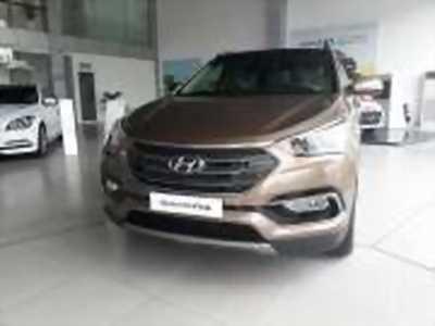 Bán xe ô tô Hyundai Santa Fe 2.2L 4WD 2017 giá 1 Tỷ 100 Triệu