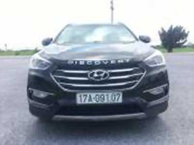 Bán xe ô tô Hyundai Santa Fe 2.2L 4WD 2017 giá 1 Tỷ 115 Triệu