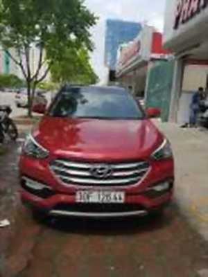 Bán xe ô tô Hyundai Santa Fe 2.2L 4WD 2017 giá 1 Tỷ 130 Triệu