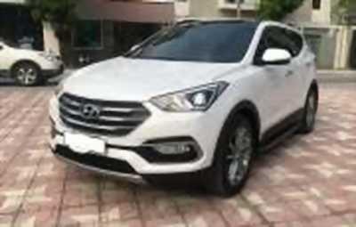 Bán xe ô tô Hyundai Santa Fe 2.2L 4WD 2017 giá 1 Tỷ 80 Triệu