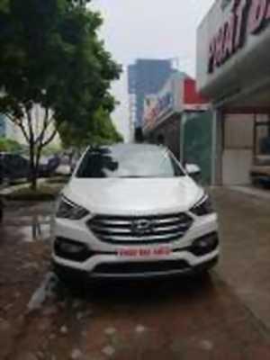 Bán xe ô tô Hyundai Santa Fe 2.2L 4WD 2018 giá 1 Tỷ 195 Triệu huyện ba vì