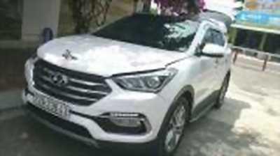 Bán xe ô tô Hyundai Santa Fe 2.4L 2017 giá 1 Tỷ 62 Triệu