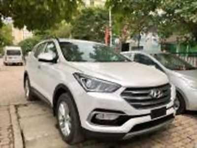 Bán xe ô tô Hyundai Santa Fe 2.4L 2018 giá 898 Triệu