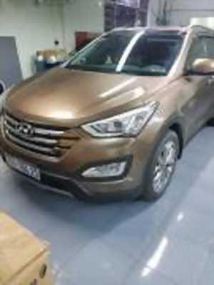 Bán xe ô tô Hyundai Santa Fe 2.4L 4WD 2015 giá 920 Triệu
