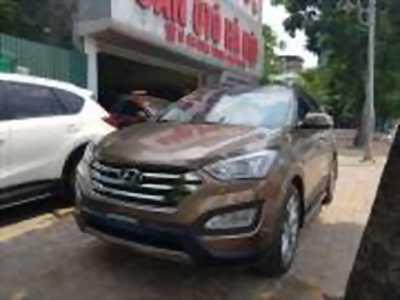 Bán xe ô tô Hyundai Santa Fe 2.4L 4WD 2015 giá 950 Triệu