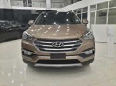 Bán xe ô tô Hyundai Santa Fe 2.4L 4WD 2017 giá 1 Tỷ 20 Triệu