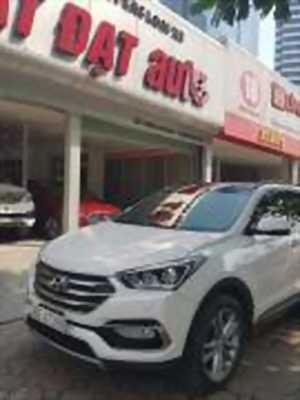 Bán xe ô tô Hyundai Santa Fe 2.4L 4WD 2017